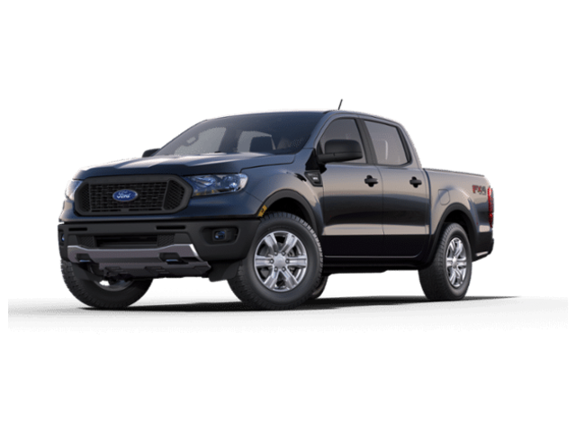 New 2019 Ford Ranger Truck SuperCrew in Jamestown, NY
